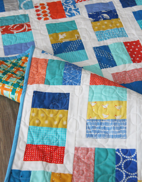 Tick Tock Quilt Pattern