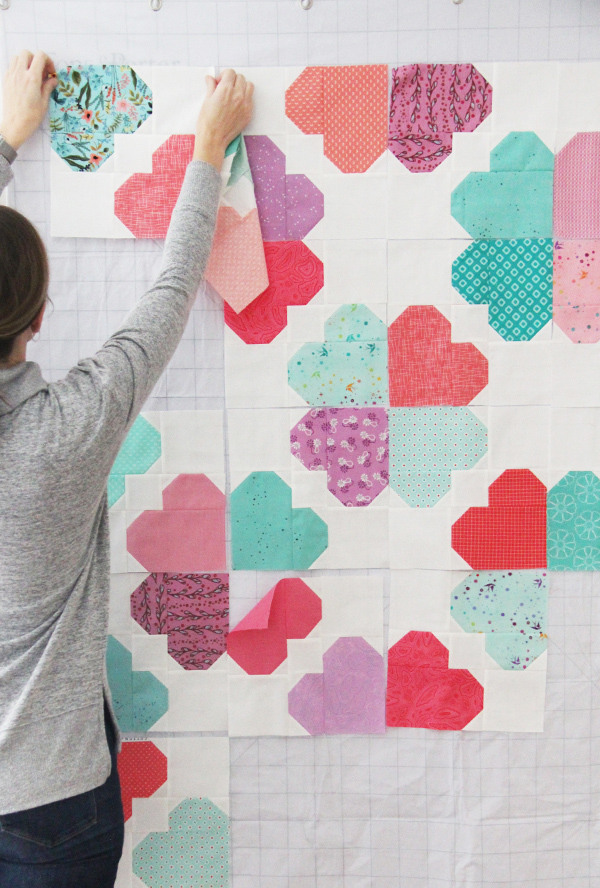 Clover Quilt Pattern