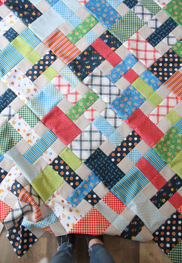 Picnic Quilt Pattern